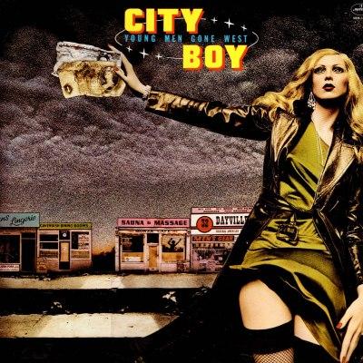 CITY BOYcover